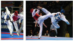 TKD sport montage